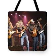 Skynyrd-group-7642 Tote Bag