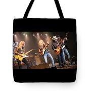 Skynyrd-group-7668 Tote Bag