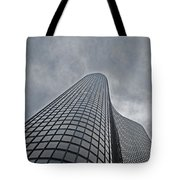 Skyrise Chicago Tote Bag