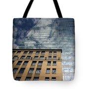 Skyscraper 5 Tote Bag