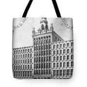 Skyscraper: Jayne Building Tote Bag