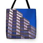 Skyscraper Photography - Downtown - By Sharon Cummings Tote Bag