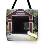 Slate Bridge Tote Bag