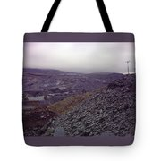 The Industrial Landscape Tote Bag