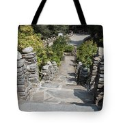 Slate Steps Tote Bag