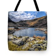 Slate Valley Tote Bag