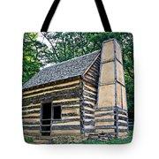 Slave Cabin Tote Bag