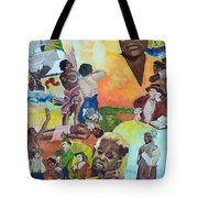 Slave Women Tote Bag