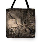 Slaying Dragons II Tote Bag
