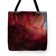 Sleeper Head Tote Bag by Graham Dean