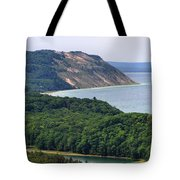 Sleeping Bear Dunes Vista Tote Bag