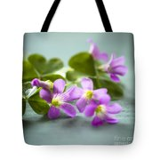 Sleeping Beauty Tote Bag by Jan Bickerton
