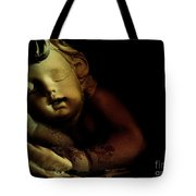 Sleeping Cherub #2 Tote Bag