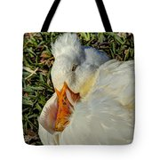 Sleeping Duck Tote Bag