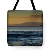 Sleeping Lady Tote Bag