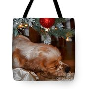 Sleeping Under The Tree II Tote Bag