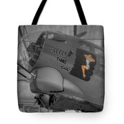 Sleepy Time Gal Tote Bag