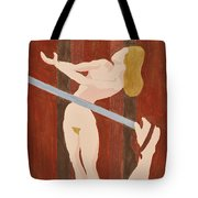 Sliced Tote Bag