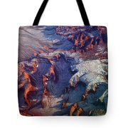 Slickrock Amphitheaters Tote Bag