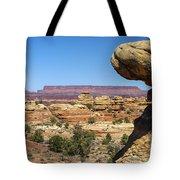 Slickrock Canyon Trail View Tote Bag