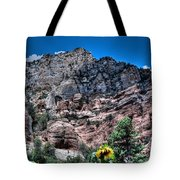 Slide Rock Canyon Tote Bag