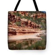 Slide Rock State Park Tote Bag