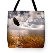 Slight Chance Of A Breeze Tote Bag