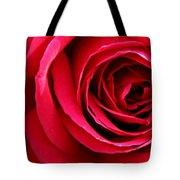 Slimline Red Tote Bag