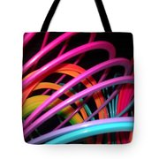 Slinky Craze 2 Tote Bag