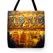 Slip N Slide Tote Bag