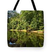 Slippery Rock Creek Tote Bag