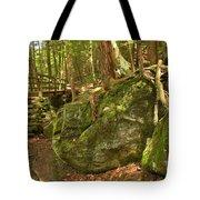 Slippery Rock Creek Bridge Tote Bag