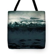 Slippery Surface Tote Bag