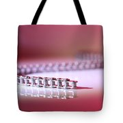 Slithering Chain Tote Bag