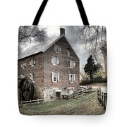 Sloan Park Walkway To The Past Tote Bag