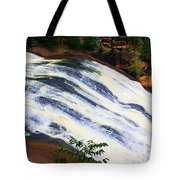 Slope Tote Bag