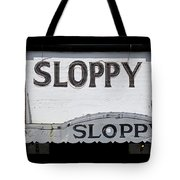 Sloppy Joes Key West Tote Bag