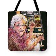 Slot Machine Queen Tote Bag
