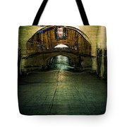 Slouching Towards Bethlehem Tote Bag