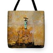 Slow Drip Water Faucet Tote Bag