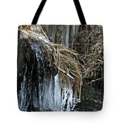 Slow Flow Tote Bag