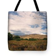 Slowly I Tread Tote Bag
