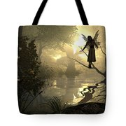Slumber Fairies Tote Bag