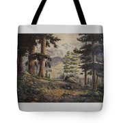 Slumgullian Pass Tote Bag
