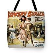 Slumming Tote Bag by Aged Pixel