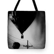 Slums Have A View Tote Bag