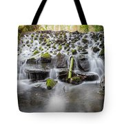Small Cascade In Marlay Park Tote Bag