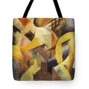 Small Composition 1913 Tote Bag