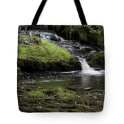 Small Falls On West Beaver Creek Tote Bag