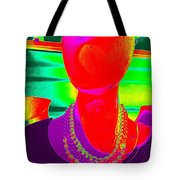 Small Headed Tote Bag